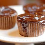 Rerun: Chocolate Cupcakes with Chocolate Ganache