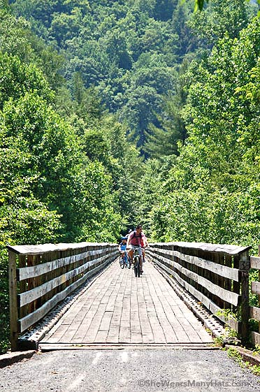 rails to trails virginia creeper