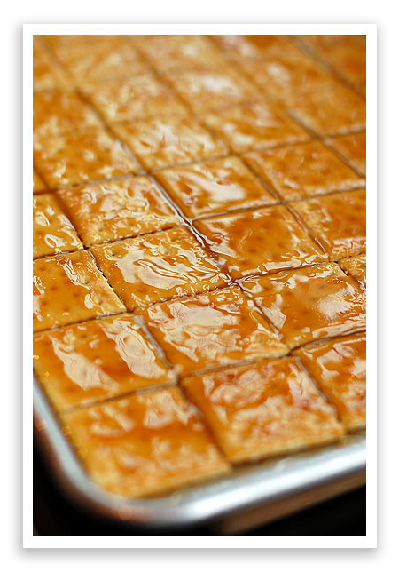 Redneck Toffee Recipe