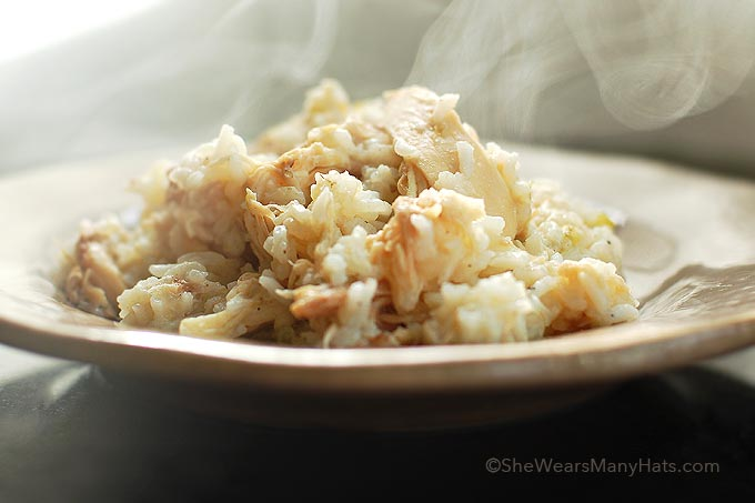 Chicken And Rice Recipe
