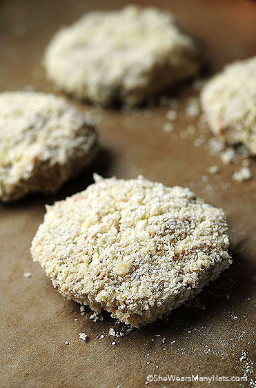 Black-eyed Pea Cakes Recipe shewearsmanyhats.com