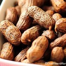 Boiled Peanuts Recipe shewearsmanyhats.com