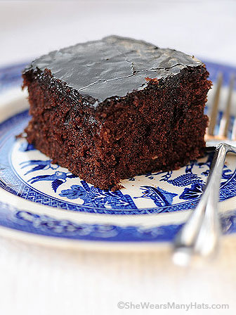 Dr Pepper Chocolate Cake Recipe