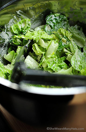 White Bean Caesar Salad Dressing Recipe