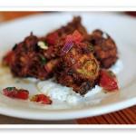 Hominy Grill's Shrimp & Okra Beignets