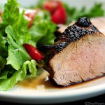 Grilled Pork Tenderloin