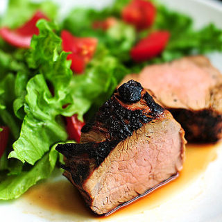 Grilled Pork Tenderloin recipe