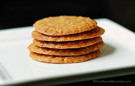 benne wafer cookies recipe