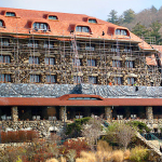 The Grove Park Inn in Asheville, NC
