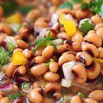A Blackeye Pea Salad or Dip (aka Redneck Caviar)