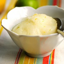 Grapefruit Lime Sorbet