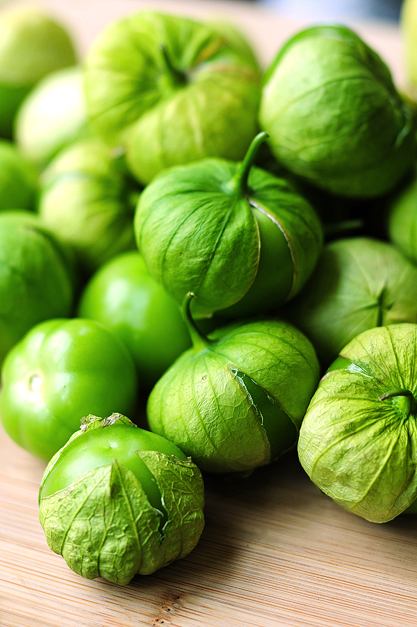 Growing Tomatillos