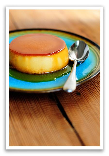 Creamy Flan Recipe
