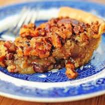 This Chocolate Bourbon Pecan Pie is a southern favorite that takes an even tastier twist when chocolate and bourbon are added.