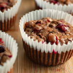Cranberry Chocolate Pistachio Muffins Recipe