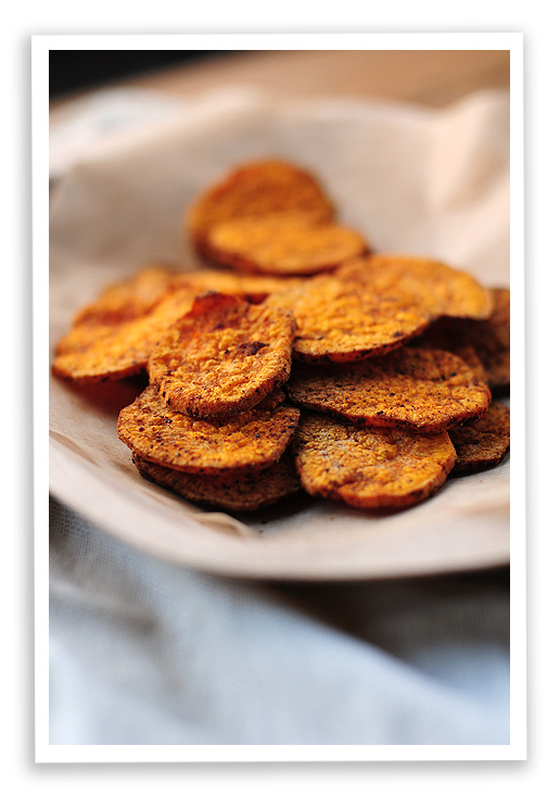 Sweet Potato Chips Recipe