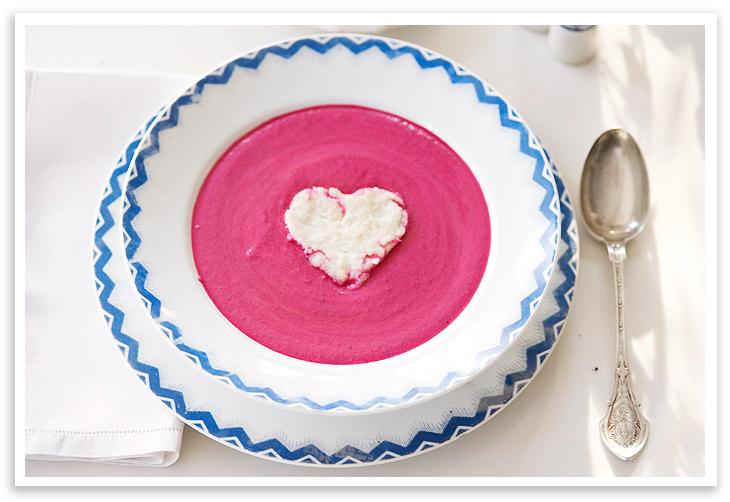 Valentine Bisque