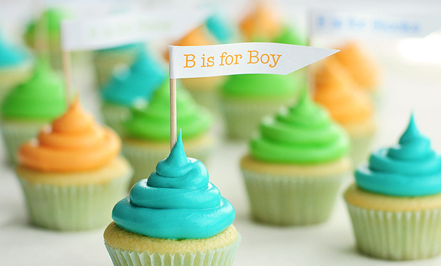 Baby Shower Cakes Cupcake Ideas