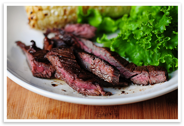 how to cook thin skirt steak