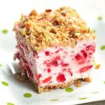 strawberry squares recipe