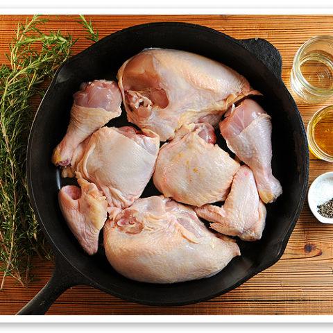 Basic Roasted Chicken