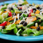 Black Bean Mexican Salad