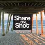Share the Shot #1 Blue