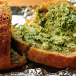 Artichoke Feta Garlic Bread from Tasty Kitchen