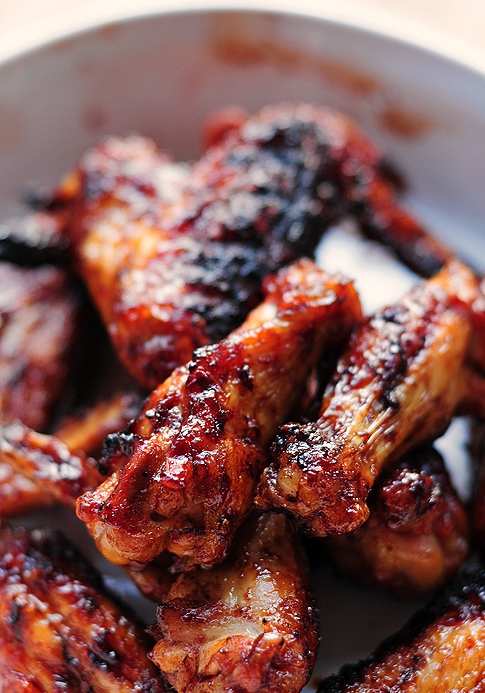 one soon, y'all, and I bet Sweet and Spicy Grilled Chicken Wings ...