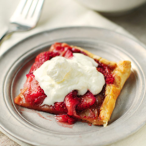 Strawberry Tart