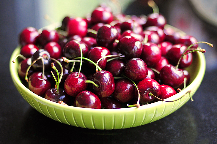 Cherry-Oh! Cherries from Harry and David