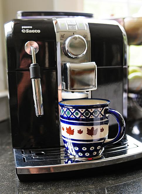 Mocha Espresso Maker ~ A mocha latte recipe and the syntia focus espresso machine