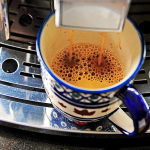 A Mocha Latte Recipe and the Syntia Focus Espresso Machine