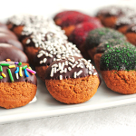 Chocolate Dipped Ginger Snaps