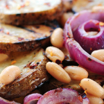 Bush's Beans Grilled Potato and Cannellini Bean Salad