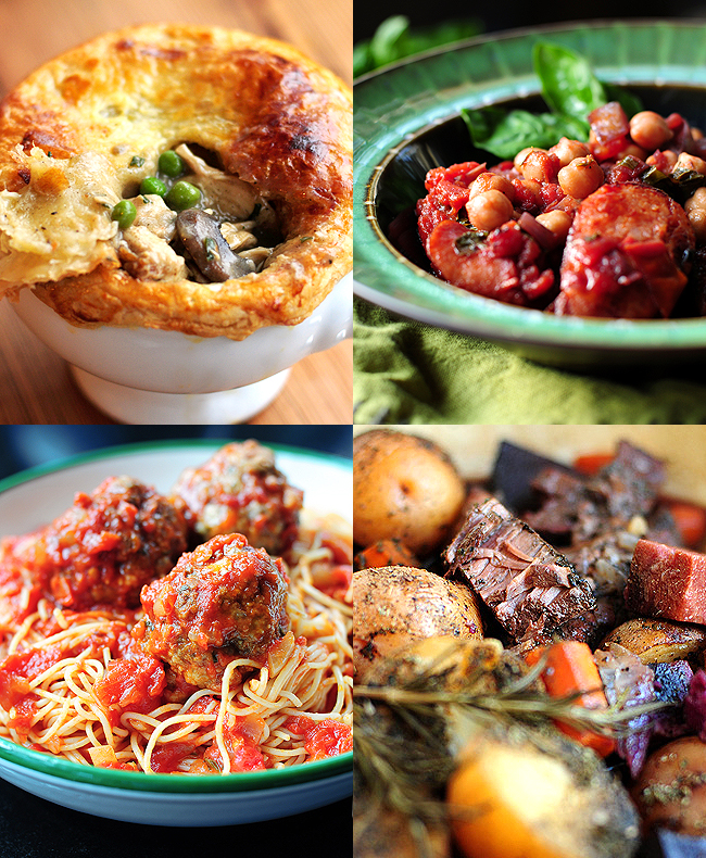 4 Special Weeknight Dinner Ideas