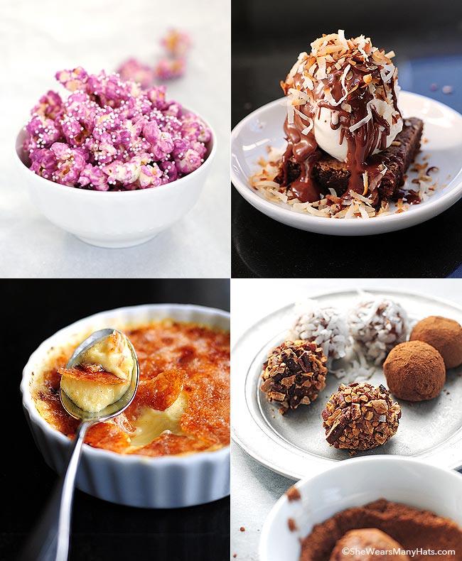 Valentines Desserts