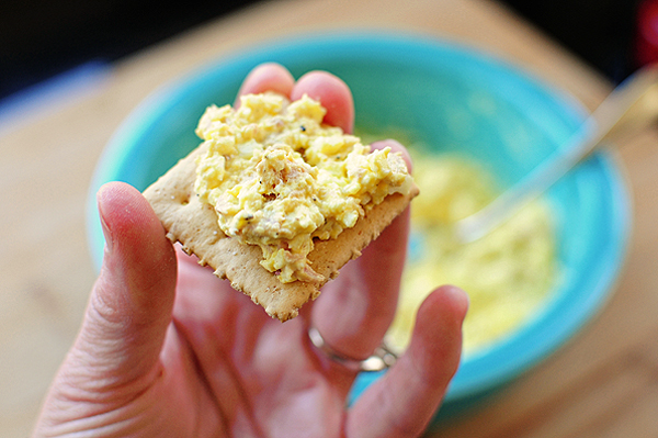 Basic Egg Salad (or Tuna Salad) Recipe