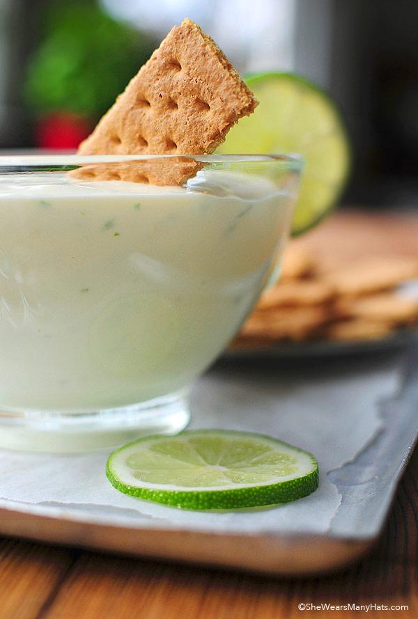 Lime Pie Dip Recipe