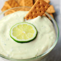 Lime Pie Dip Recipe