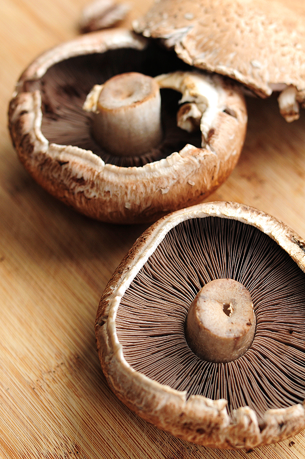 Mushrooms for Gouda Mushroom Frittata