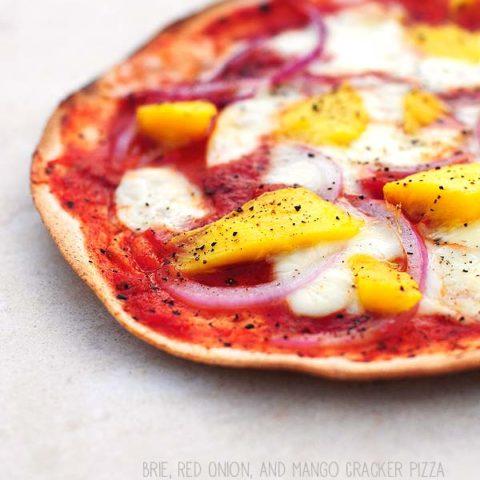 cracker pizza recipe