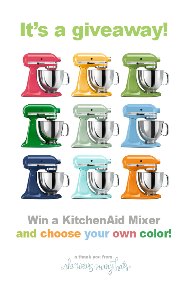KitchenAid #Giveaway