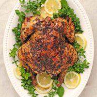 Greek Roasted Chicken