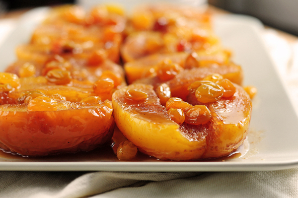 Ale Almond Roasted Apples