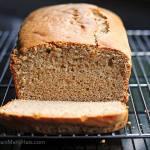 quick peanut butter bread