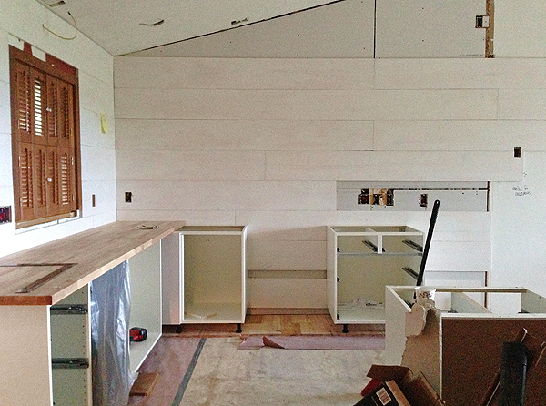 The Retreat Remodel No. 3 - 1st Kitchen Update