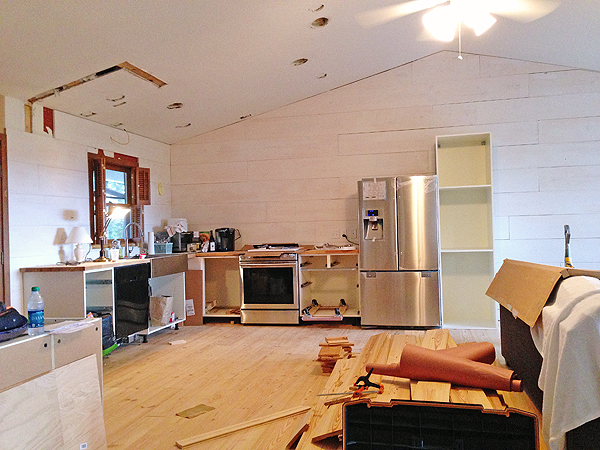 The Retreat Remodel No. 3 - 1st Kitchen Update
