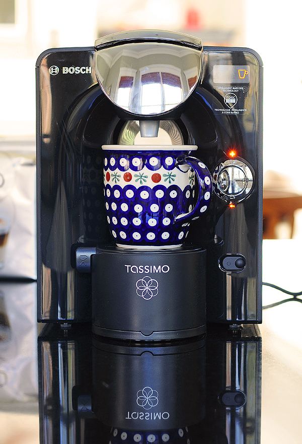 TASSIMO™ Home Brewing System Giveaway