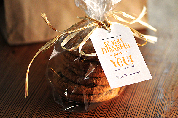 free thanksgiving gift tags  u0026 note card printables